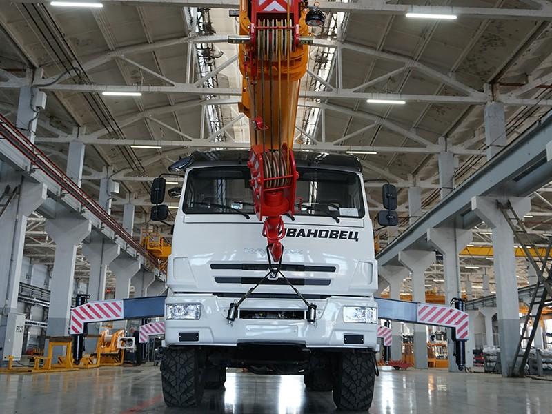 Купить Автокран Ивановец КС-45717К-3Р, заказать Автокран Ивановец КС-45717К-3Р
