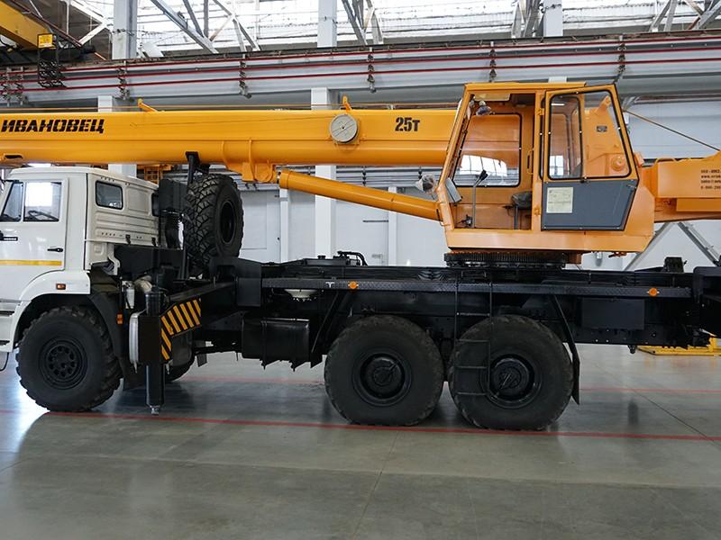 Купить Автокран Ивановец КС-45717К-3, заказать Автокран Ивановец КС-45717К-3