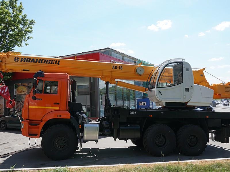 Купить Автокран Ивановец КС-35714К-2-10, заказать Автокран Ивановец КС-35714К-2-10