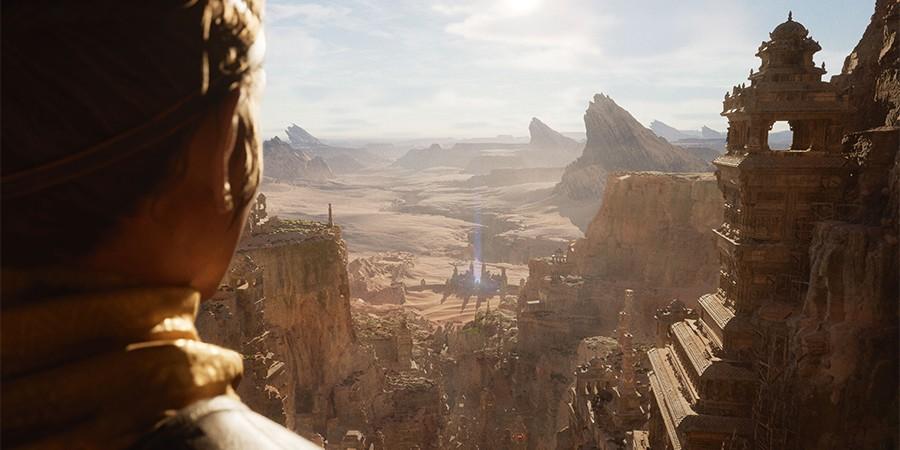Unreal Engine 5. Легендарный игровой движок выйдет в 2021 году.