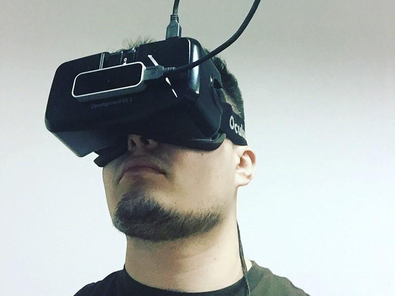 Разработка программ и приложений виртуальной реальности на Oculus Rift