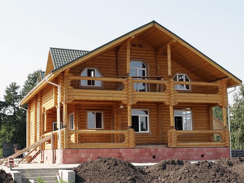 Строительство коттеджей под ключ