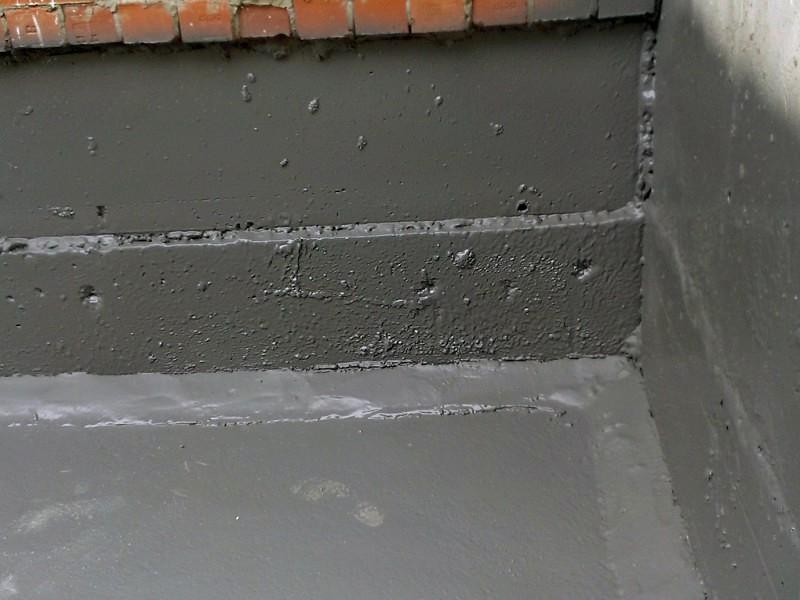 Гидроизоляция фундаментов и стен